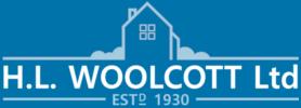 h. l. woolcott logo